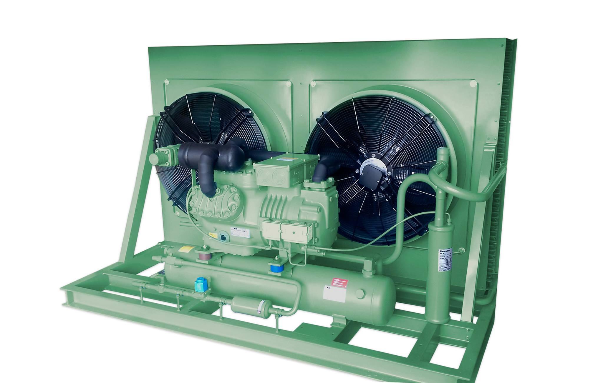 Freon condenser unit Bitzer Image