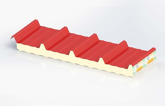 Kabir кровельная сэндвич-панель Image