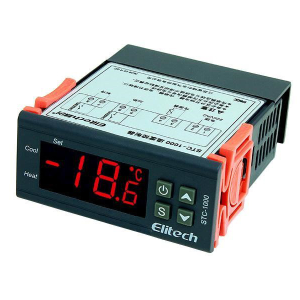 Thermostat Elitech Image