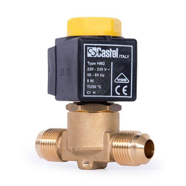 Solenoid valve Castel Image