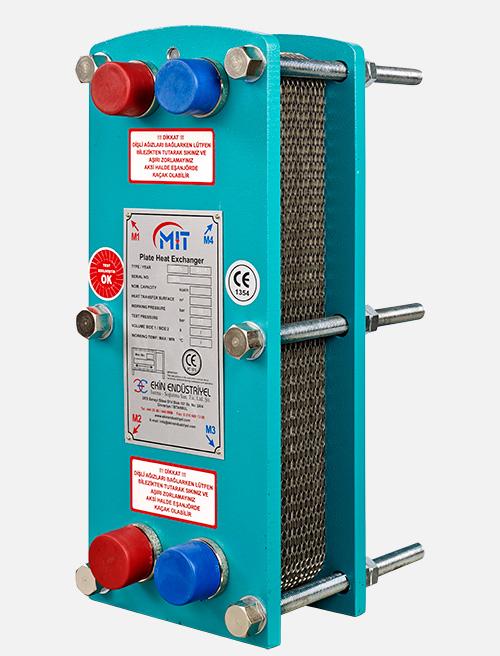 504 Model Plate Heat Exchanger Image