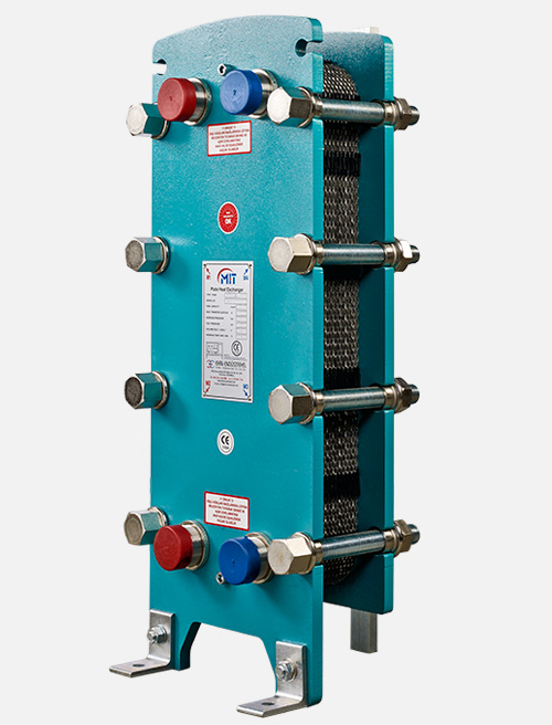 514 Model Plate Heat Exchanger Image