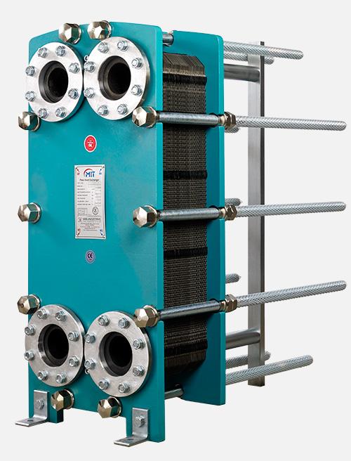 521 Model Plate Heat Exchanger Image