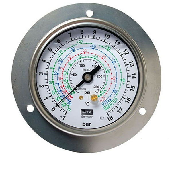 Manometer with glycerin LTR Image