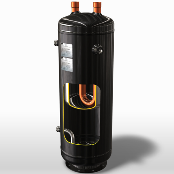 Suction accumulator Image