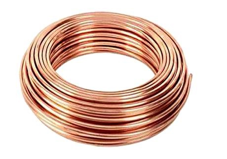 Copper pipes Image