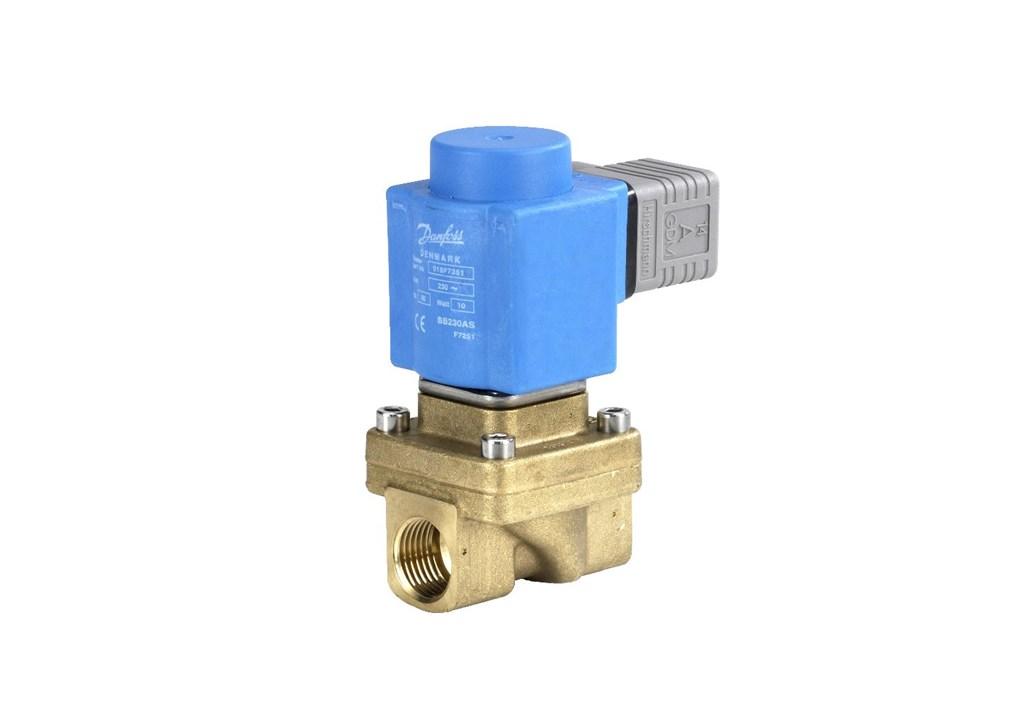 Solenoid valve Danfoss Image