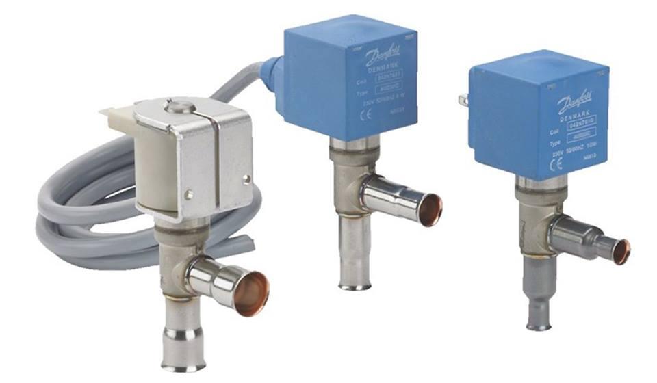 Solenoid valves Danfoss Image
