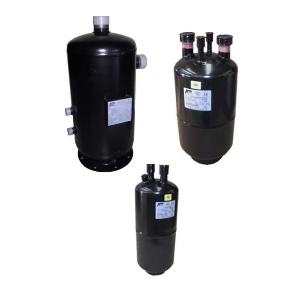 Suction accumulators Image