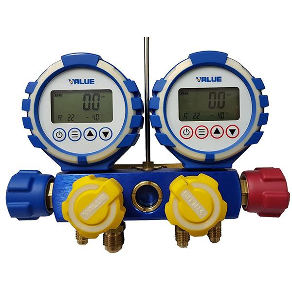 Manometer Value Image
